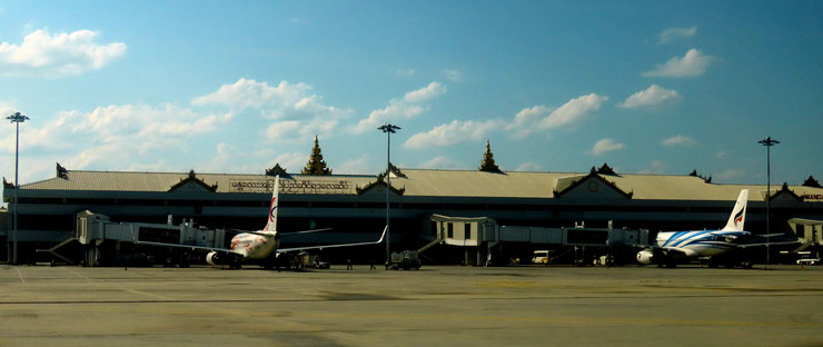 Airport Mandalay