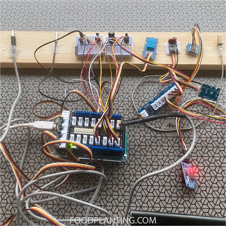 temperatuursensoren experiment