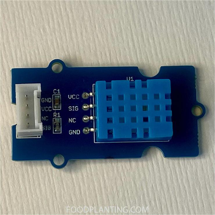DHT11, grove sensor