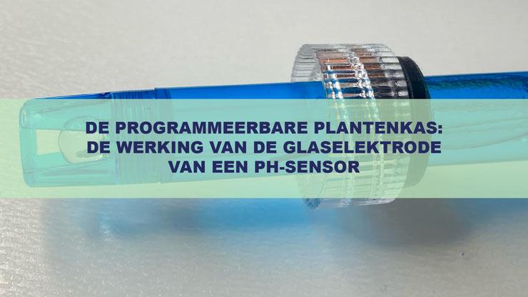 DE PROGRAMMEERBARE PLANTENKAS: DE PH WAARDE VAN DE VLOEISTOFFEN BEPALEN MET PH-SENSOREN