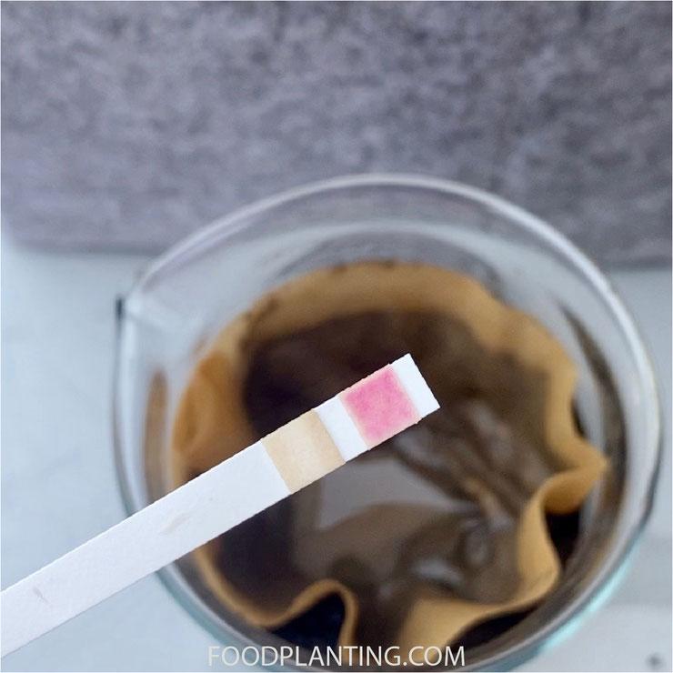 teststrip nitraat