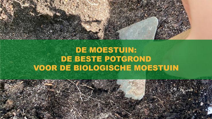 De Moestuin: De Beste Potgrond Voor De Biologische Moestuin