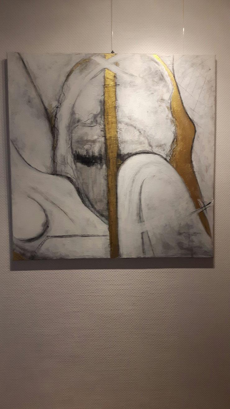 Acryl auf Leinwand/ 100x100 cm