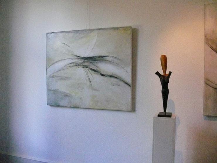 Acryl  auf Leinwand/ 100×120 cm