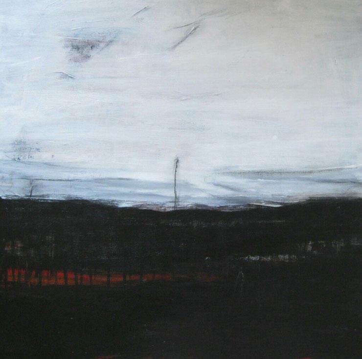 Acryl auf Leinwand/ 40×40 cm