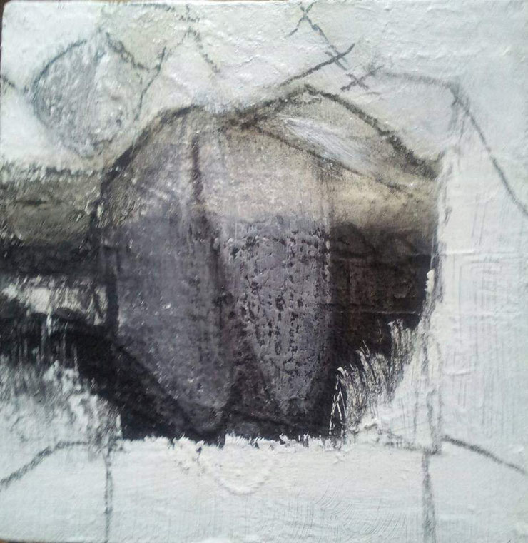 Acryl auf Leinwand/ 20x20 cm