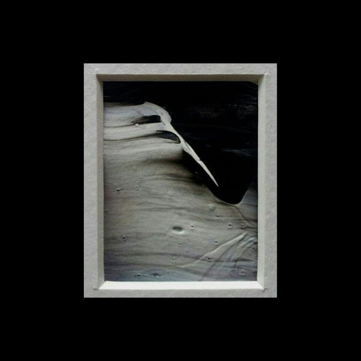 Acryl auf Papier/ 10×15 cm