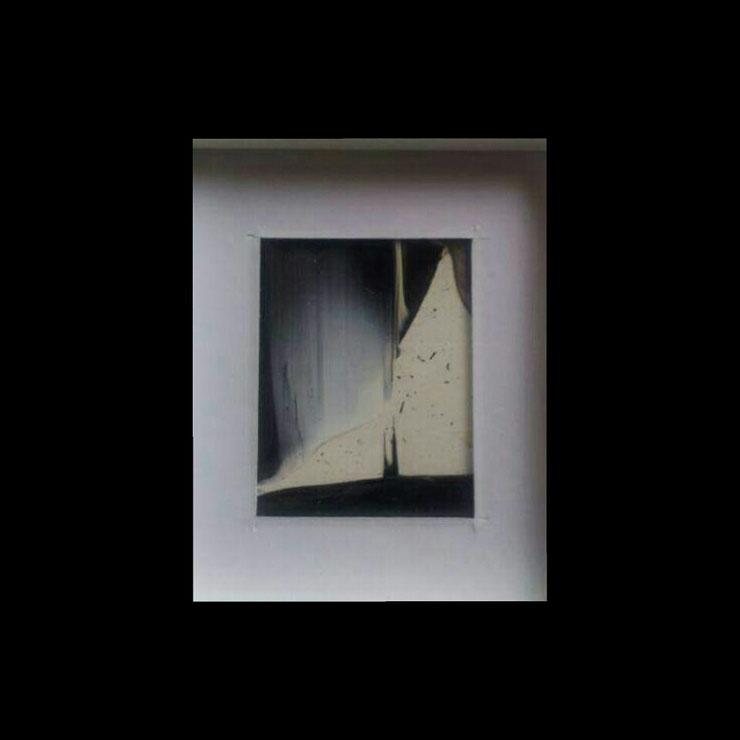 Acryl auf Papier/ 10 x15 cm