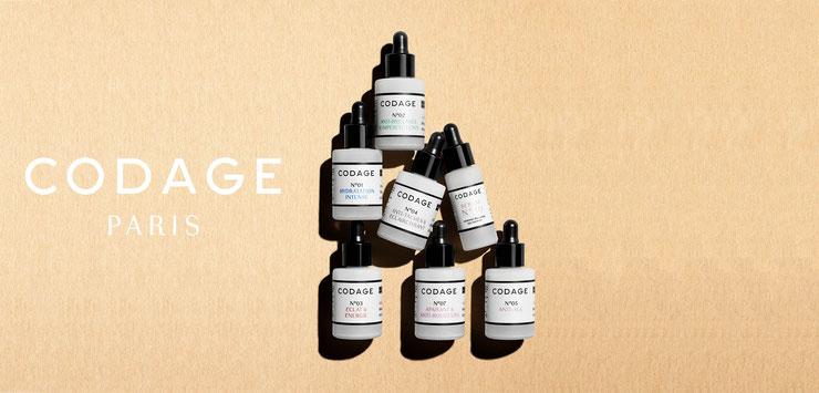 Entdecken Sie die Pflegeprodukte von CODAGE. CODAGE Hautpflegeprodukte bieten maßgeschneiderte Formulierungen für Ihre individuellen Bedürfnisse. Beauty | Kosmetik | Serum | Online-Shop | PRETTY PRETTY