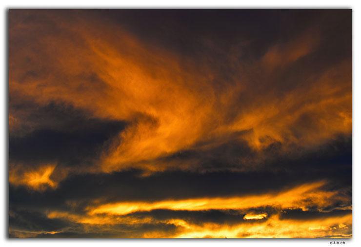Sky in Christchurch