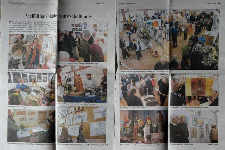 Bild:d-t-b.ch,d-t-b,David Brandenberger,Ausstellung,Biennale Trin,Presse,