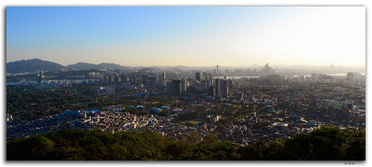 Bild:Seoul, Seoultower, Südkorea,
