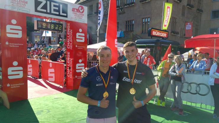 Dominik Sowieja Challenge Heilbronn Deutscher Meister