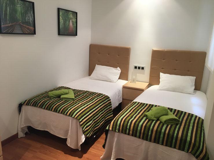 derde slaapkamer appartement in valencia