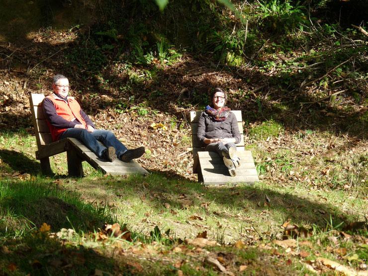 Drôle de transat-Sentier secrets de vallée©Louvigné Communauté