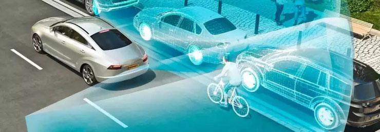 汽车行业发展趋势 (© Continental AG)  (图片来源:大陆集团官网)