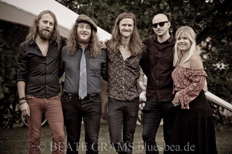 Lisa Lystam Family Band - Bandphoto