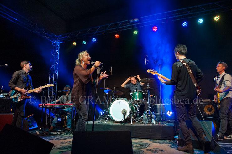 Shelly Bonet & Band - Albatros Bordesholm 01.10.2016