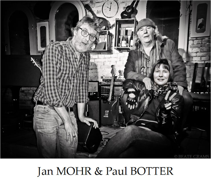 Jan Mohr & Paul Botter © 16.02.2018 BEATE GRAMS
