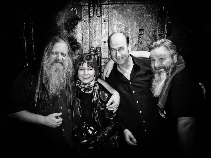 Michael Dühnfort & The Noise Boys © 13.01.2018 BEATE GRAMS
