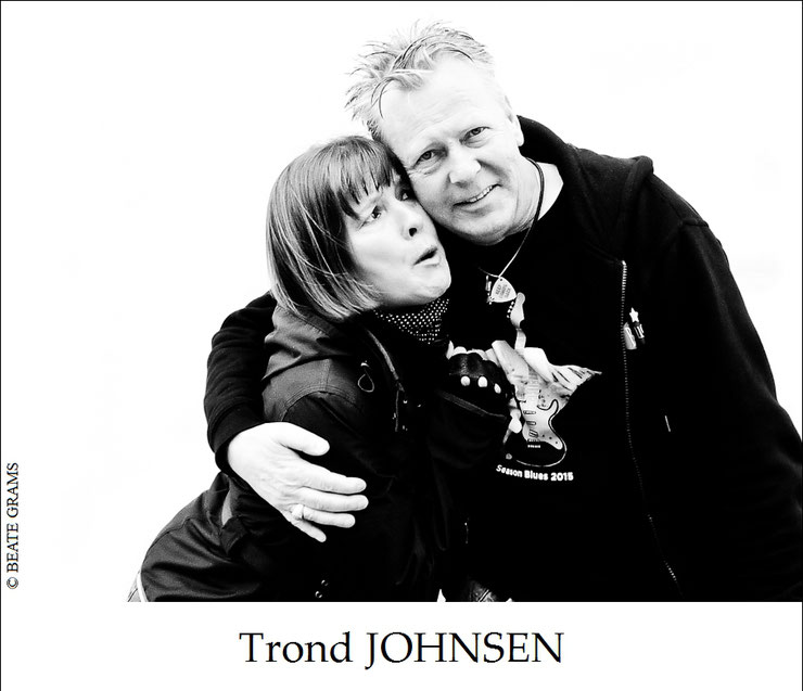 "Trond Johnsen - Vice Director der Norsk Blues Union Norwegen - GBA 2016 ""Ehrenpreis international"""