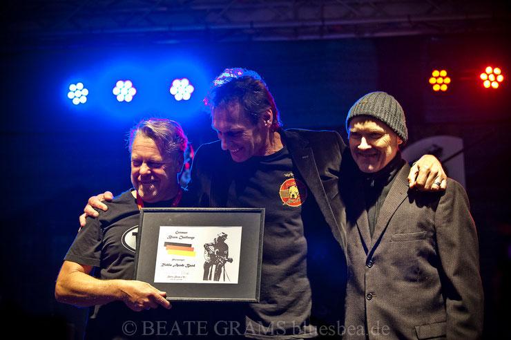 Richie Arndt Band - Gewinner GBC 2018 Eutin