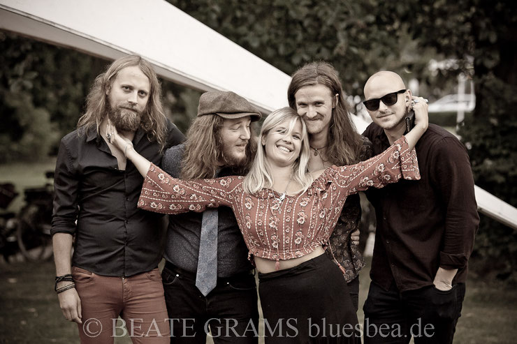 Lisa Lystam Family Band - Bandphoto