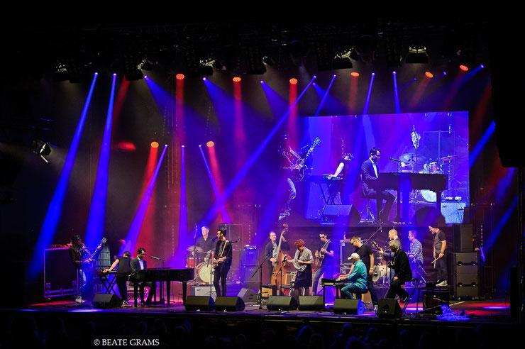 Kieler Woche Blues Nacht - Rathausbühne Kiel