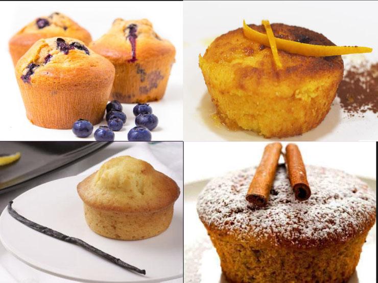 Ricetta muffin leggera