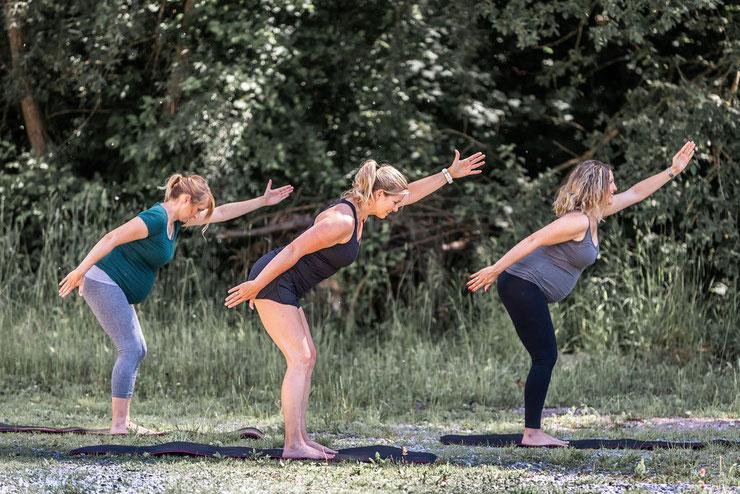 Kurse in der Schwangerschaft bei Silke Waldmann-Burkhardt