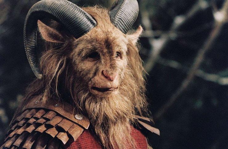 liste des animaux fantstiques legendaires satyr homme bouc belier