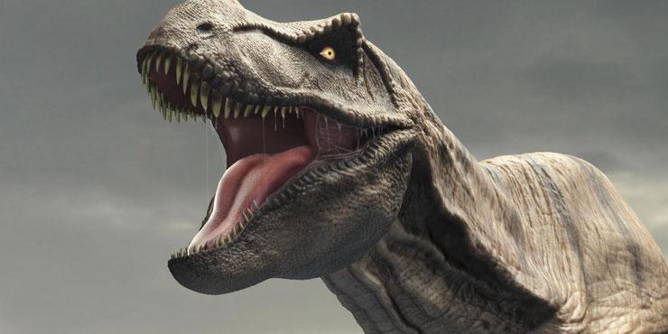 t-rex animaux disparus dinosaure carnivore carnosaure