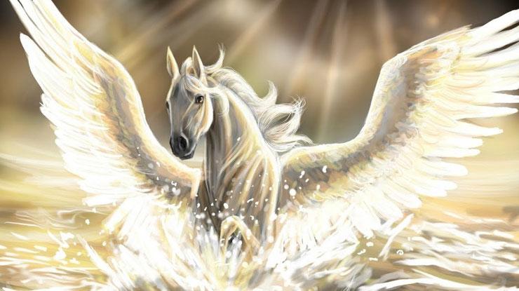 liste des animaux fantastiques legendaire mythlogique pegase
