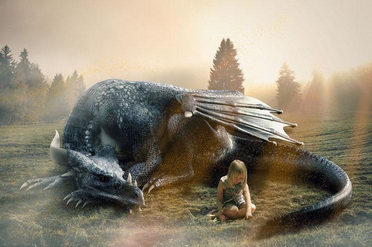 liste des animaux fantastique et creatures legendaires mythologiques dragon