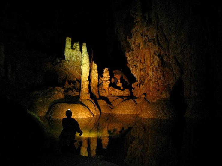 spéléologie remi masson grotte