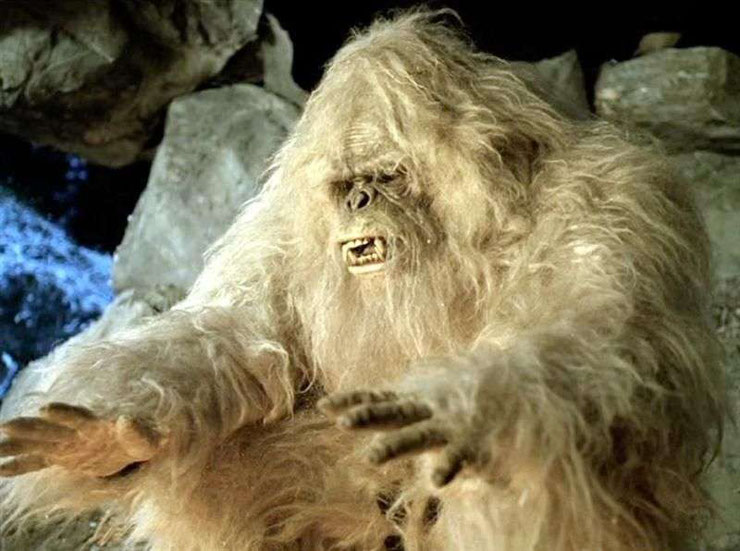 liste animaux fantastiques étranges mythologiques cryptozoologie abominable homme des neiges