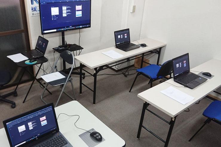 大阪府 ニテコ図研 CADCIL JAVC主催セミナー