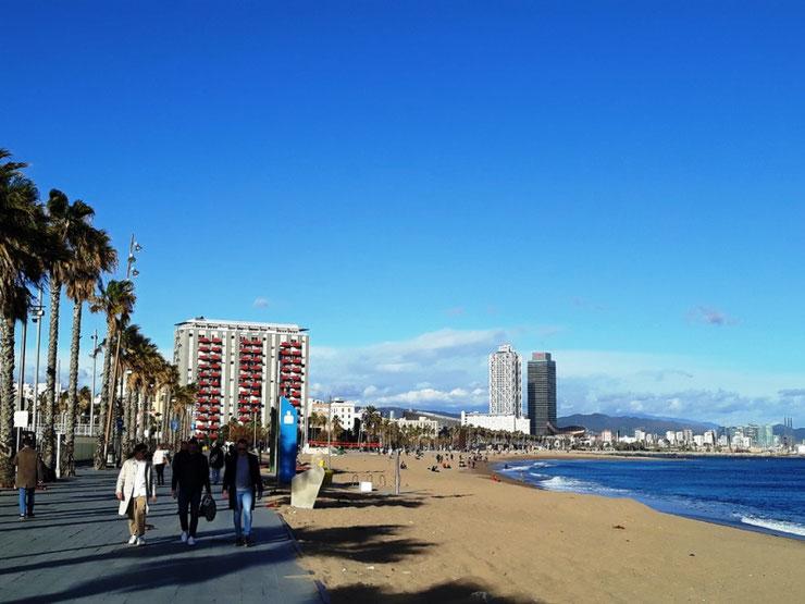 Пляжи Барселоны - что нужно знать