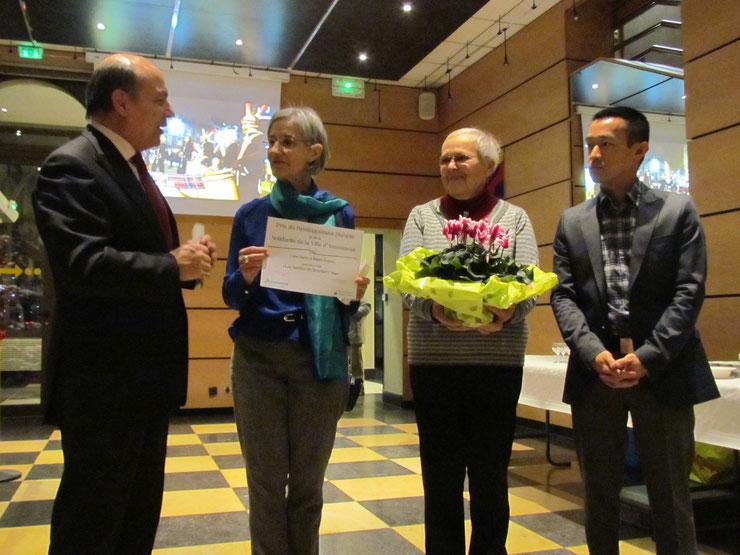 TAGAYT - Prix de la ville d'Annemasse