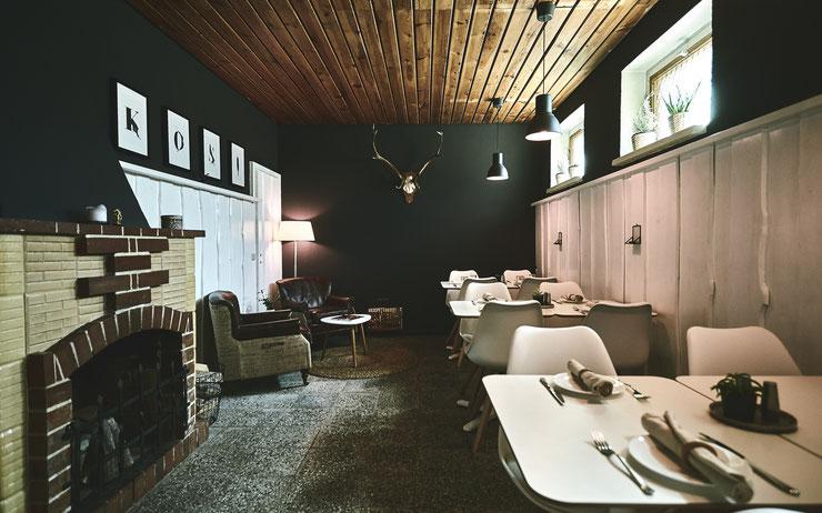 KOSI Restaurant & Weinwirtschaft - kosi-restaurants Webseite!