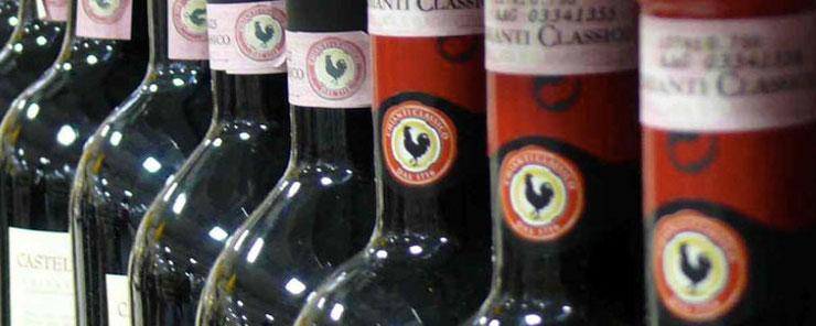 Italië - wijnen van Piëmonte, Le Marche, Puglia, Toscane en Veneto.