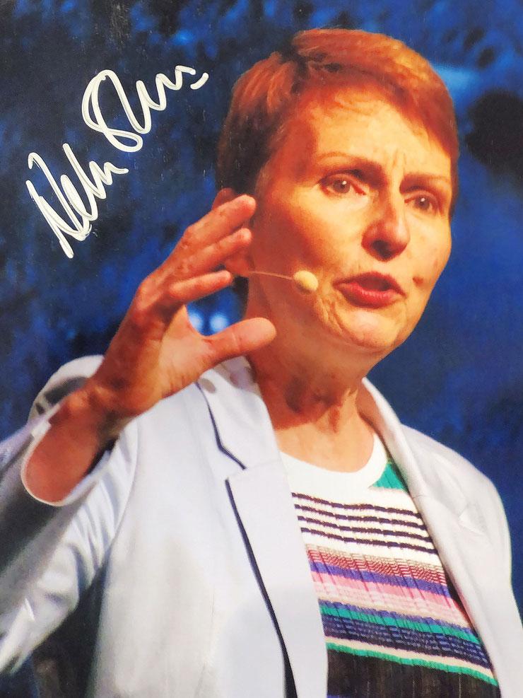 Autograph Helen Sharman Autogramm