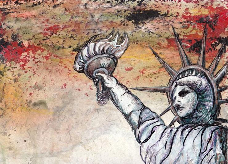 Bild: Freiheitsstatue