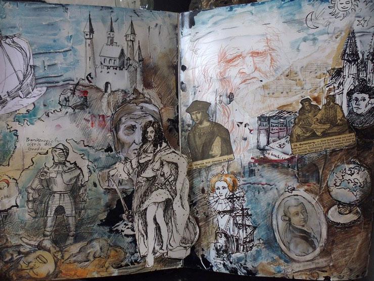Vom Mittelalter über Renaissance und Barock gelangte Europa ins Zeitalter der Aufklärung.