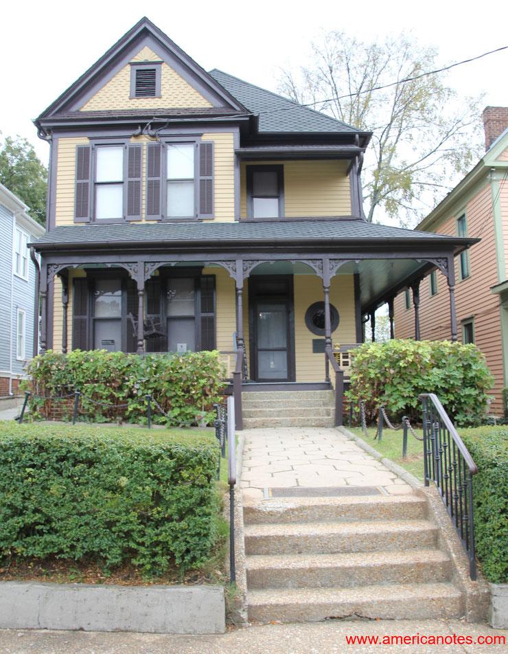 Die besten Sehenswürdigkeiten und Reisetipps für Atlanta. Geburtshaus von Martin Luther King, Jr.