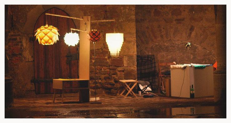 Rehform bei der Museumsnacht in Halle Saale
