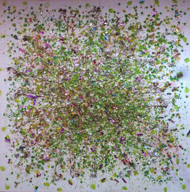 Die Grüne Tara 152cmx150cm