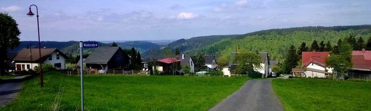 Gehlberg, Waldstraße