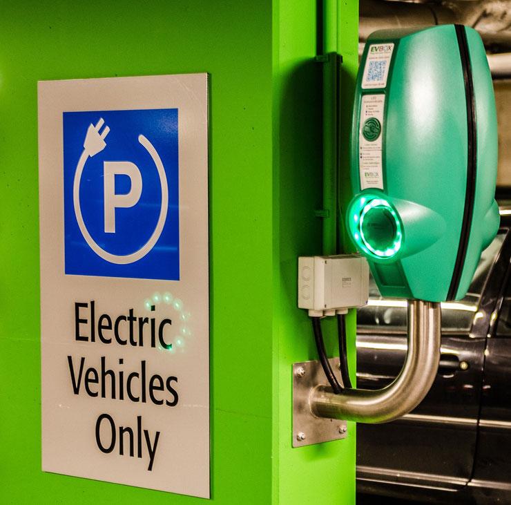 Heute für Morgen gedacht - EVN E - Tankstelle