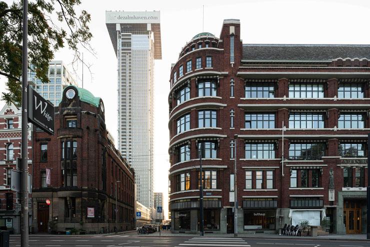 #zalmhaventoren #damenpartners #damenpartnersarchitecten #damenpartners_architecten #rotterdam #rollecate #egbertdeboer #egbertdeboerfotografie #hendriksgroep #iob #toren #architecture #architectuur #rollecate #kolfenmolijn